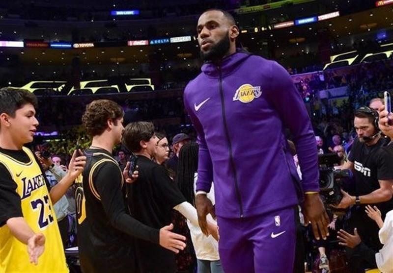 لیگ NBA، بلیت 1000 دلاری برای دیدن شکست لیکرز، پیروزی تماشایی دالاس در خانه