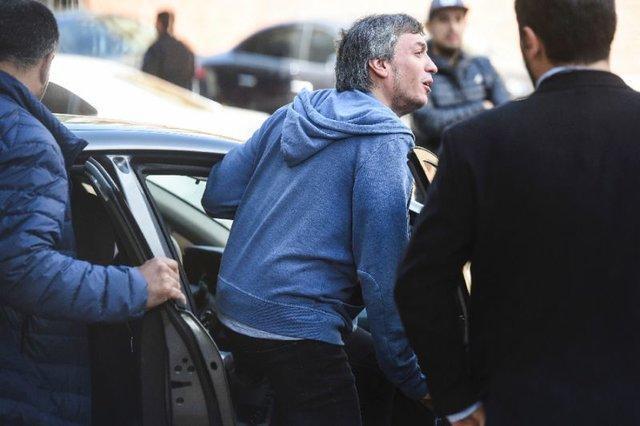 حضور پسر کرچنر در دادگاه درباره رسوایی فساد مالی آرژانتین