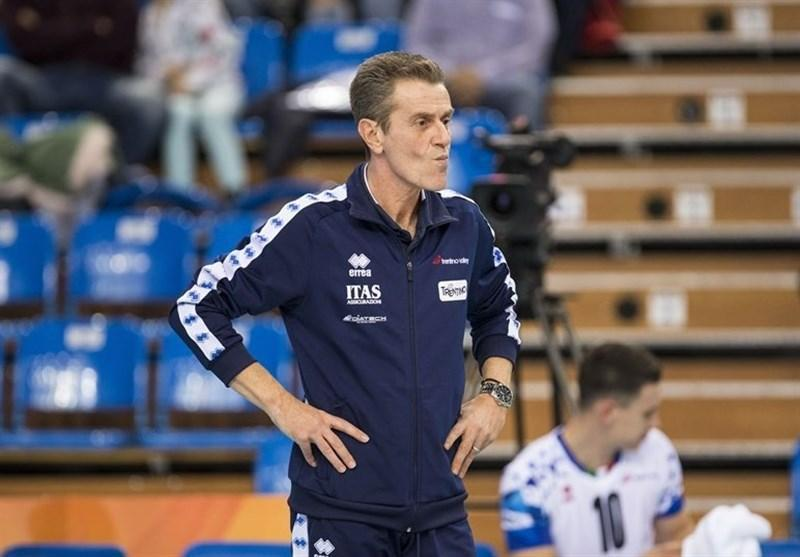 لورنزتی: تیم والیبال اردکان شرایط سختی داشت