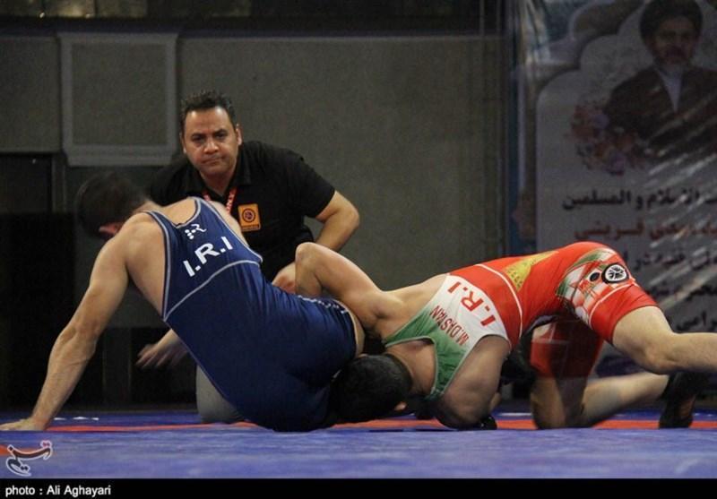 نفرات برتر کشتی آزاد جام آلانز معین شدند، صادق زاده، تنها مدال آور ایران