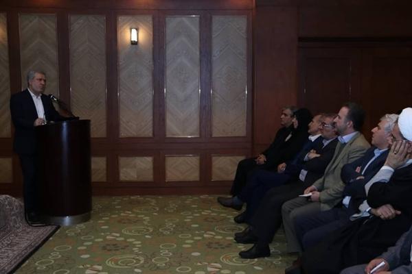 در نشست رئیس سازمان میراث فرهنگی با تعدادی از نمایندگان مجلس مطرح شد پیگیری تجهیز اماکن و سایت های فرهنگی تاریخی به سامانه های حفاظت الکترونیک