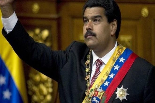 تظاهرات مردمی در حمایت از دولت قانونی ونزوئلا