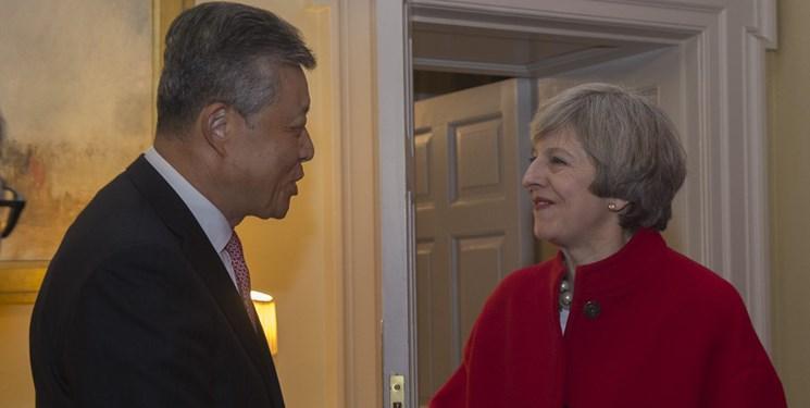 چین از انگلیس خواست در برابر فشارهای آمریکا ایستادگی کند
