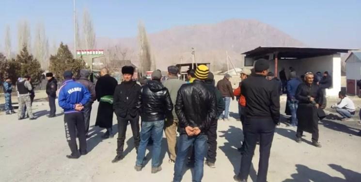 مناقشه در مرز تاجیکستان و قرقیزستان یک کشته و 20 زخمی بر جای گذاشت