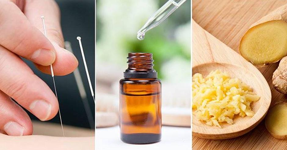 بهترین درمان های خانگی برای حالت تهوع