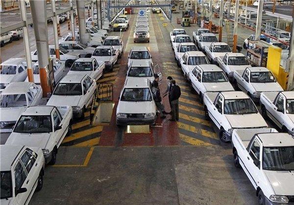 هدف گذاری سایپا برای تولید روزانه 2700 دستگاه خودرو