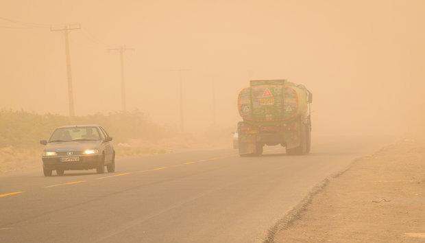 سرعت باد در پنجمین روز بحران در زابل به 120 کیلومتربرساعت رسید