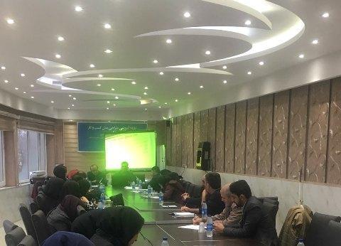 برگزاری کارگاه های آموزشی در اردبیل برای تشکل های مردم نهاد 6 استان