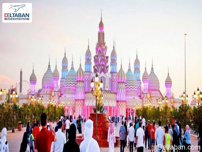 آشنایی با فرهنگ کشورهای دنیا در گلوبال ویلیج دبی