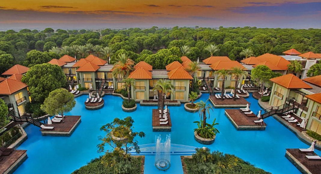 4 هتل از بهترین هتل های آنتالیا