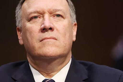 تایم: پمپئو قصد ندارد توافق صلح با طالبان را امضاء کند