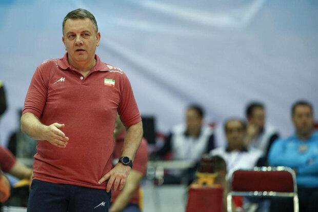 کولاکوویچ: سریلانکا درحد ایران نبود، بازی سختی با قطر خواهیم داشت