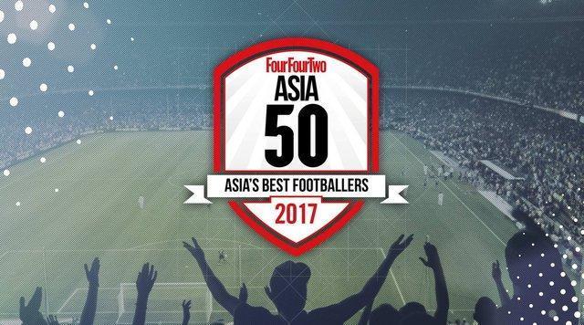 شمارش معکوس برای معرفی 50 بازیکن برتر آسیا