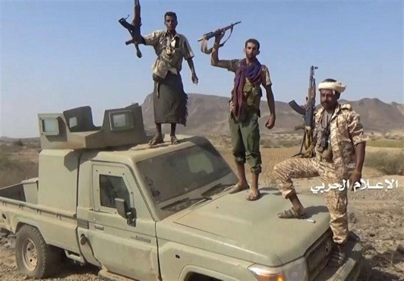 نیروهای یمنی حملات مزدوران عربستان را دفع کردند