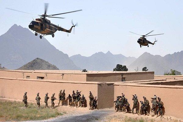 شهرستان جغتو در ولایت غزنی افغانستان از کنترل طالبان آزاد شد