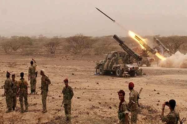 عملیات نظامی بزرگ ارتش یمن در جنوب عربستان ، شمار تلفات آنقدر زیاد است که شمارش سخت است ، هزاران نفر به اسارت گرفته شد ه اند
