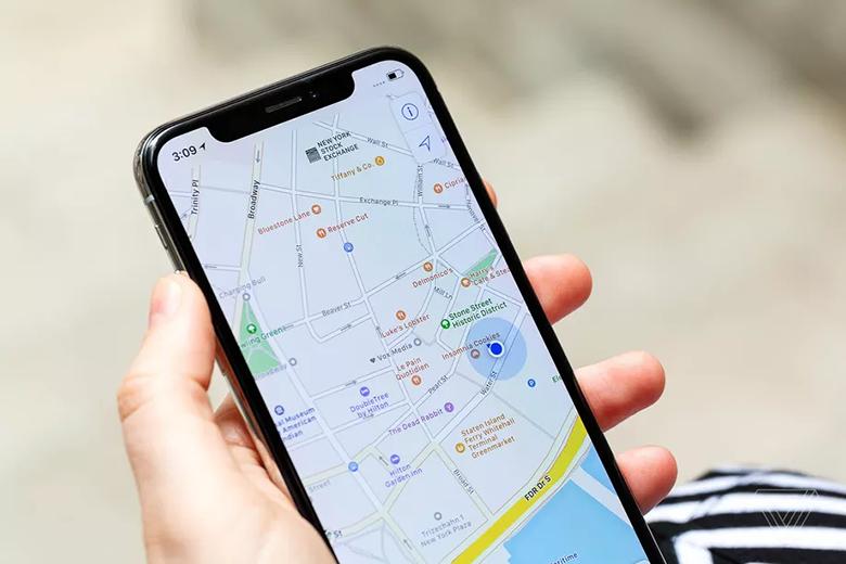 اپل مپس جدید نقشه های دقیق تری دارد و می تواند در آینده مردم را از گوگل مپس دور کند