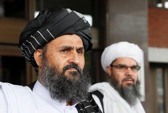 ملاقات زلمای خلیل زاد با هیات طالبان