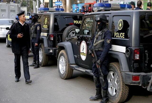 مهاجم چاقوکش 4 پلیس فرانسوی را کشت