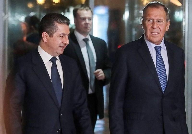 علاقه مندی روسیه برای افزایش همکاری ها با اقلیم کردستان عراق