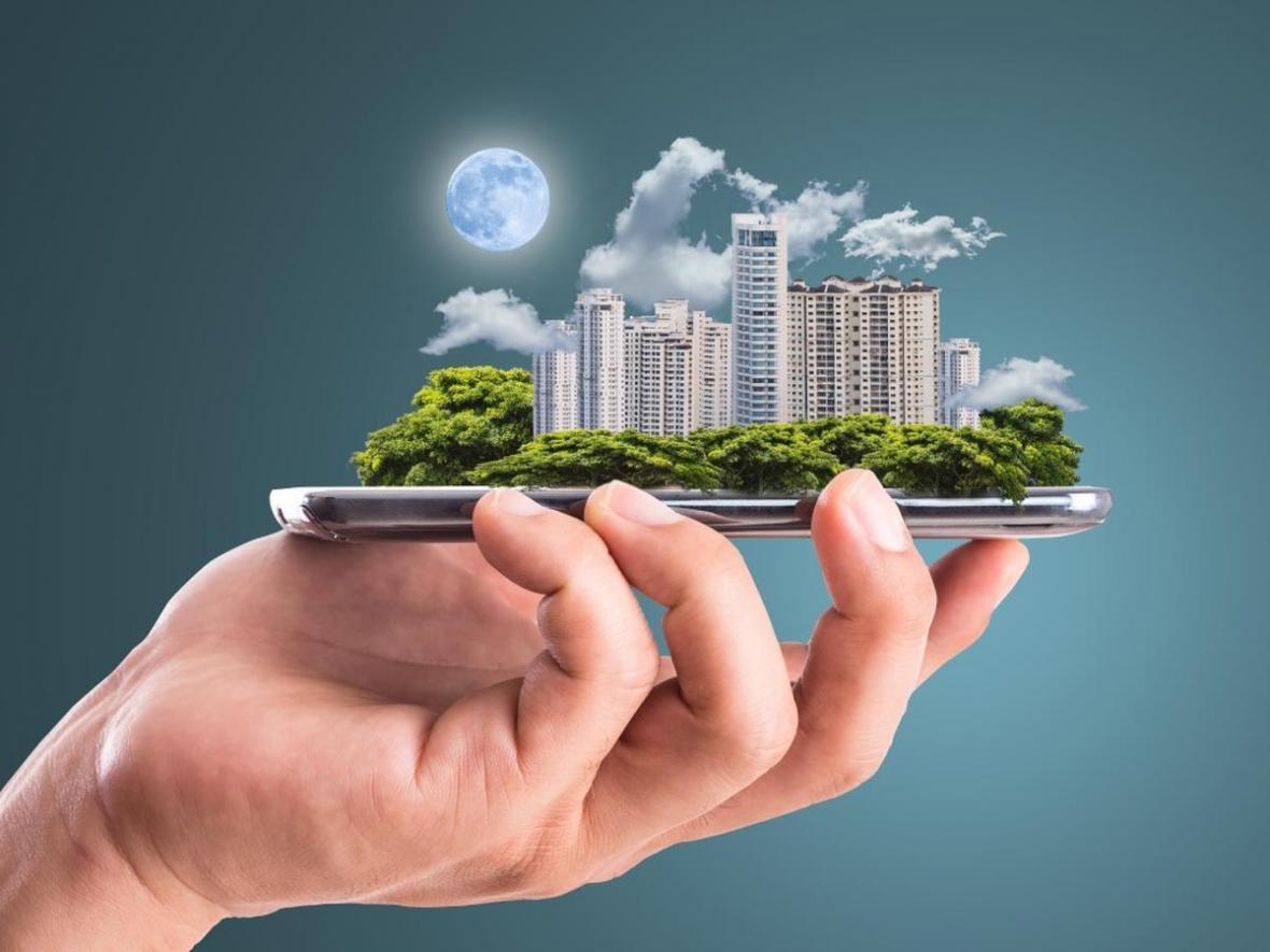 زمین سبز هدیه گوگل به مردم دنیا