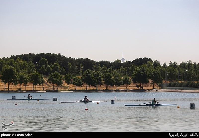 روئینگ قهرمانی آسیا، نمایندگان ایران در سه ماده دیگر فینالیست شدند