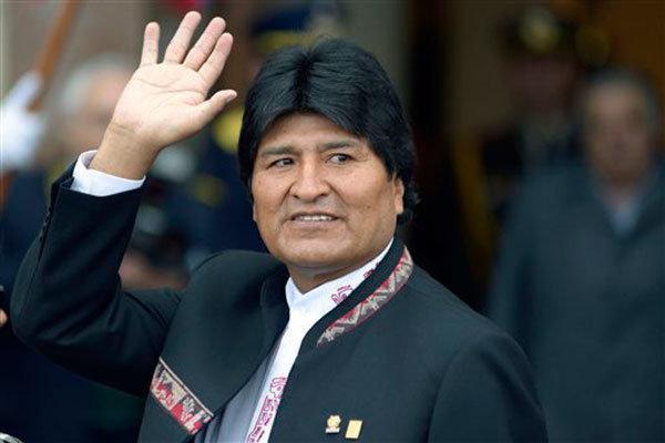 مورالس برای چهارمین بار رئیس جمهور بولیوی شد
