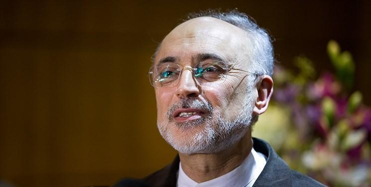 بازدید علی اکبر صالحی از نطنز در آستانه ورود ایران به گام چهارم