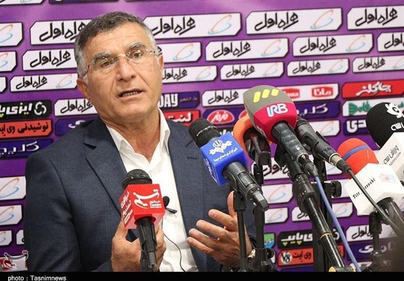 اهواز، جلالی: پیشنهادهای استقلال، پرسپولیس و تیم امید را به خاطر فولاد رد کردم، مدیران باشگاه از برنامه هایم حمایت می نمایند