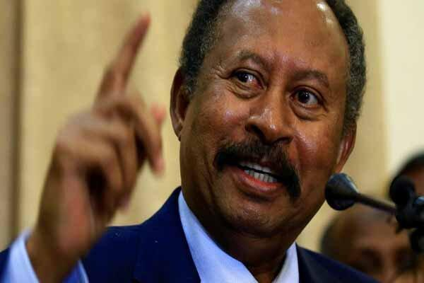 سفر رسمی نخست وزیر سودان به آمریکا
