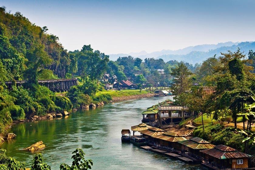 استان کانچانابوری در یک نگاه