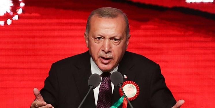 اردوغان: در برابر مزدوران تحت حمایت روسیه در لیبی ساکت نمی مانیم