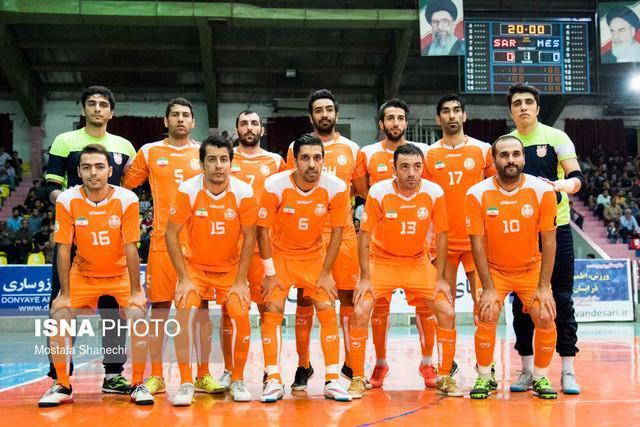 بلاتکلیفی نماینده ایران در جام باشگاه های فوتسال آسیا