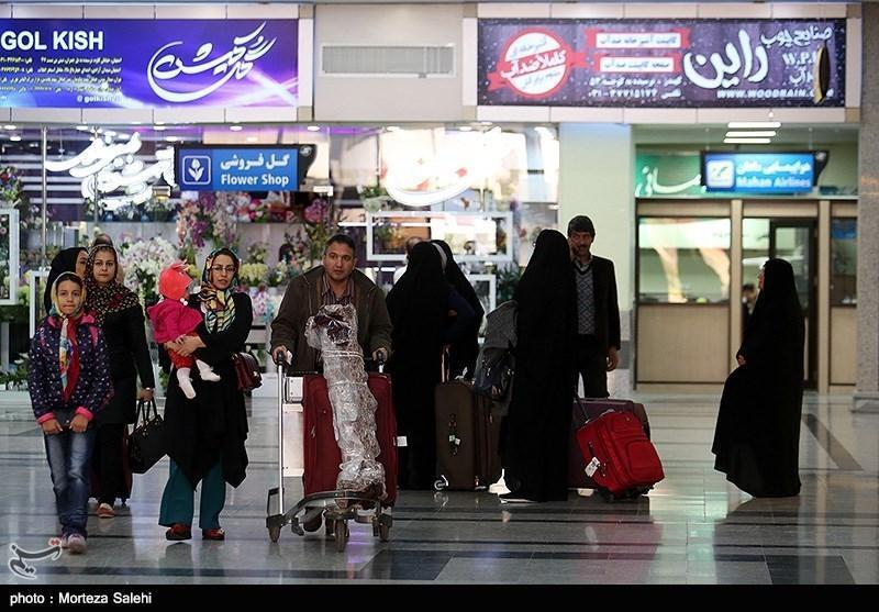 68 هزار مسافر در هفتمین شب از نوروز در اصفهان اسکان یافتند