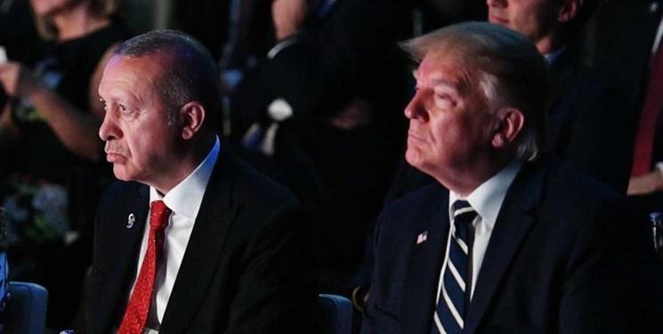 گفت وگوی تلفنی ترامپ و اردوغان درباره مسائل سوریه و لیبی