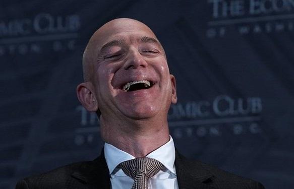 بزوس بازهم عنوان ثروتمندترین فرد جهان را از دست داد