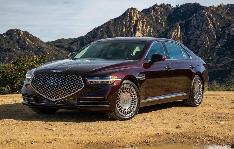 جنسیس در صدر قابل اعتمادترین برندهای صنعت خودروسازی آمریکا نهاده شد