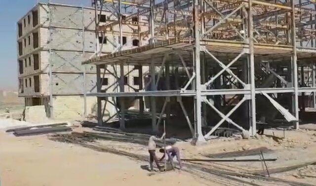 اجرای برنامه فراوری مسکن خرم آباد در سه فاز