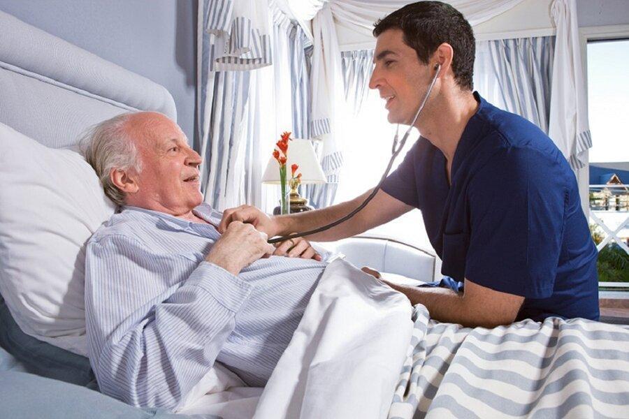 چطور از بیماران کرونایی در خانه نگهداری کنیم؟