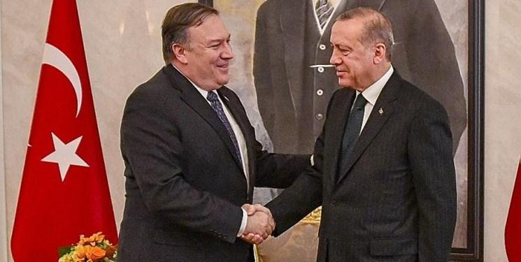 آمریکا از مواضع ضد سوری ترکیه درباره ادلب حمایت کرد