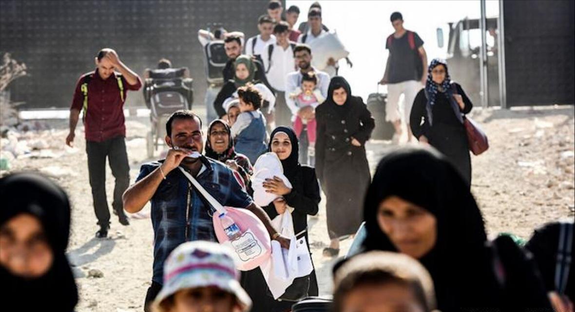 خبرنگاران ترکیه: از ورود مهاجران سوری به اروپا جلوگیری نمی کنیم