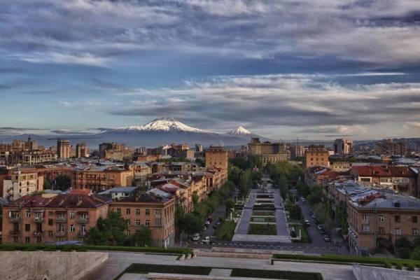 جاذبه های گردشگری و مکان های دیدنی ارمنستان