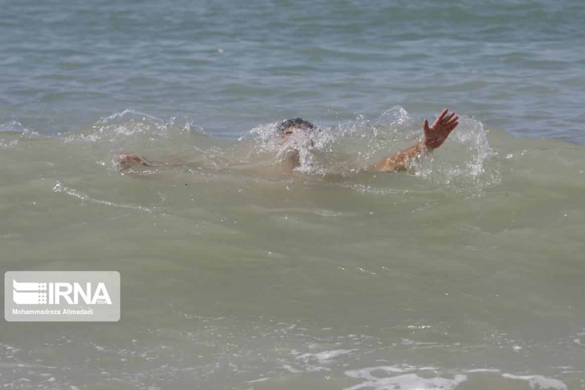 خبرنگاران 2 کودک در شادگان غرق شدند
