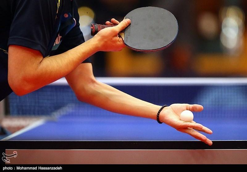 کرونا میزبانی ایران در تنیس روی میز جوانان آسیای میانه را عقب انداخت