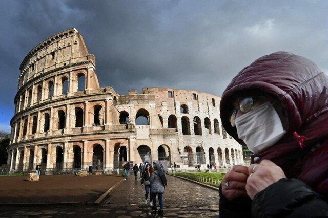 تلفات کووید-19 در ایتالیا از چین پیشی گرفت