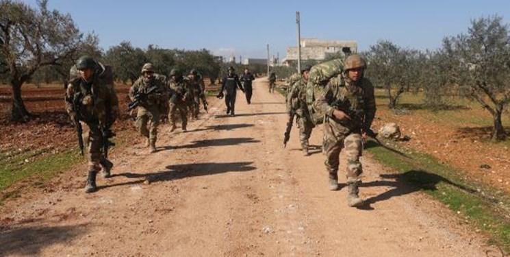 ترکیه با نقض آتش بس، ده ها خودروی نظامی به سوریه فرستاد