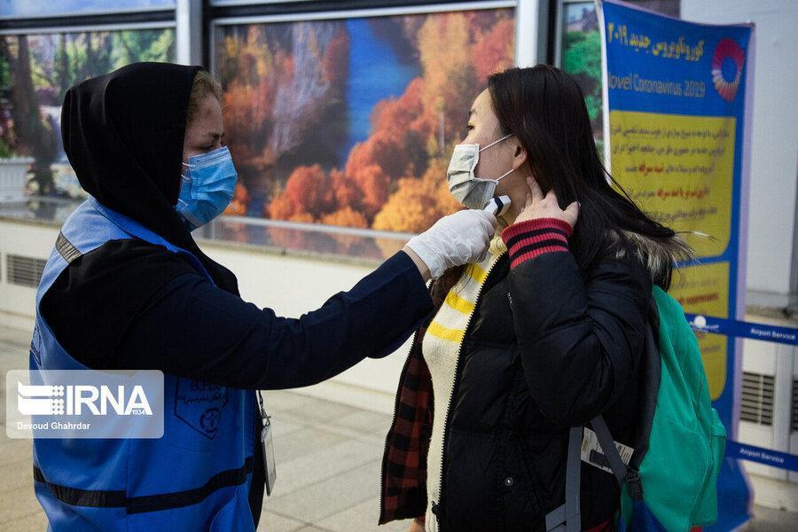 جلوگیری از ورود گردشگران چینی به استان فارس در تعطیلات سال نو چین