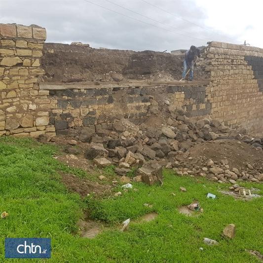 شروع بازسازی پل تاریخی کشمش تپه در ماکو