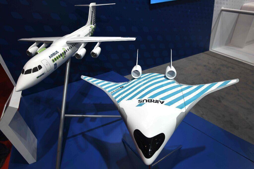خبرنگاران تلاش صنایع هوایی برای استفاده از انرژی های سبز