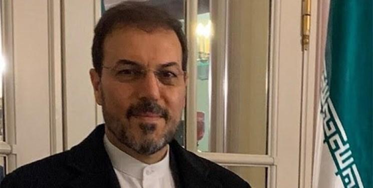 قدردانی سفیر ایران از یاری های نقدی هموطنان ایرانی مقیم بلژیک
